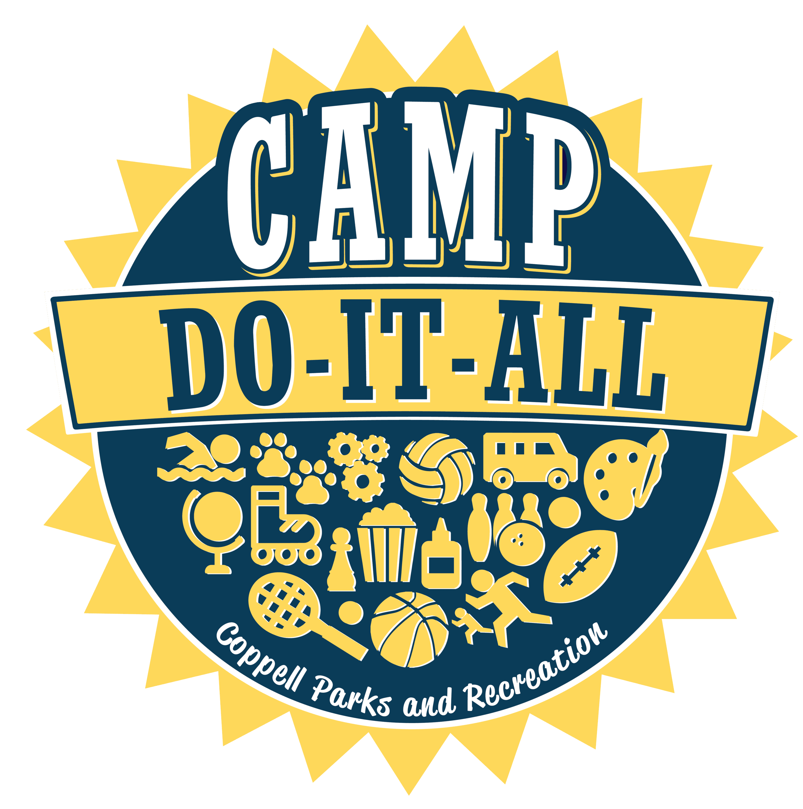 Camp Do-It-All Logo